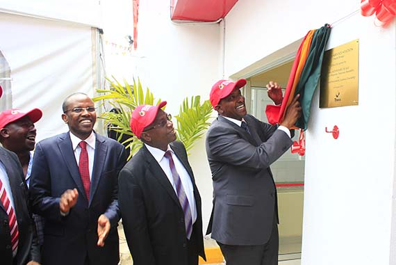 tosha rongai station launch